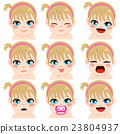 Baby Girl Expressions 23804937