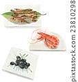 日本年菜 御节料理 传统日本新年菜肴 23810298