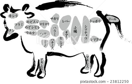 牛肉器官遺址名稱 23812250