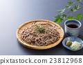 蕎麥麵 麵條 日本蕎麥麵 23812968