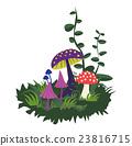 矢量 蘑菇 氣餒 23816715