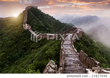 The Great wall of China 23817046