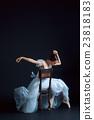 ballerina ballet woman 23818183