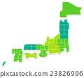 日本地圖 23826996