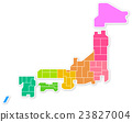 日本地圖 23827004