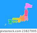 日本地圖 23827005