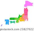 日本地圖 23827022