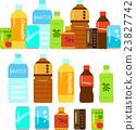 塑料瓶 罐子 罐頭 23827742