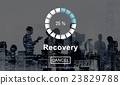 Recovery Crisis Processing Loading Icon Concept 23829788