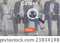 Career Job Profession Apply Hiring Concept 23834198
