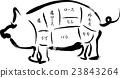 돼지고기, 돼지 고기, 돈육 23843264