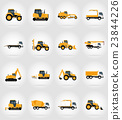 automobile transport for repair and construction 23844226
