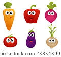 vegetable cartoon 23854399