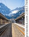 Switzerland train station. 23857769