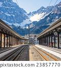 Switzerland train station. 23857770