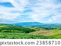 Khao Kho mountain ranges in the green season. 23858710