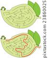 Caterpillar maze 23860025