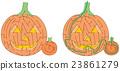 Jack O' Lantern maze 23861279