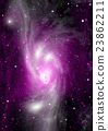 galaxy in a free space 23862211