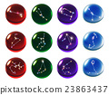 crystal ball 12 Horoscopes 23863437