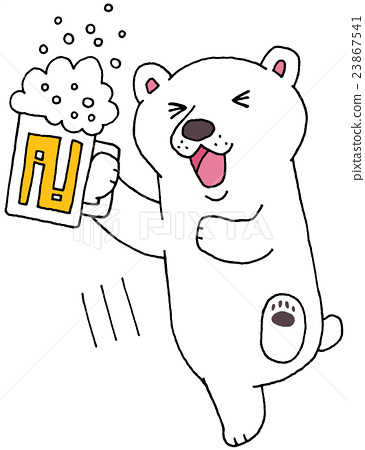 Cheers Polar Bear 23867541