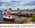 Jastarnia Port in Poland 23870075