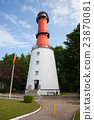Rozewie Lighthouse in Poland 23870081