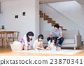 family, living, room 23870341