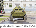 Military transport at the exhibition 23873554