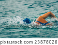 Open water swimming 23878028