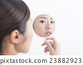 皮肤干燥 粗糙的皮肤 皮肤不好 23882923