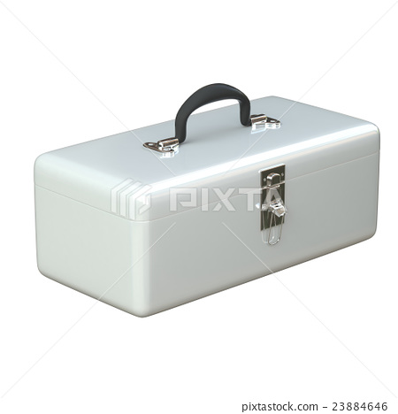 tool box, toolbox, 3d 23884646