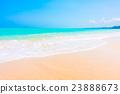 beach, sea, summer 23888673