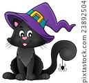 Halloween cat theme image 2 23892504