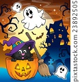 Halloween cat theme image 3 23892505