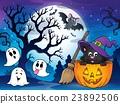 Halloween cat theme image 4 23892506