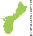 關島 地圖 珊瑚礁 23894649