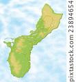 關島 地圖 馬里亞納群島 23894654