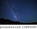 銀河 夜空 七夕 23895684