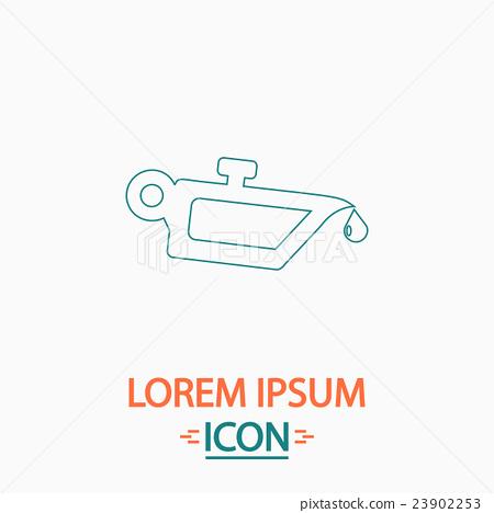 Lube Oil Computer Symbol Stock Illustration 23902253 Pixta