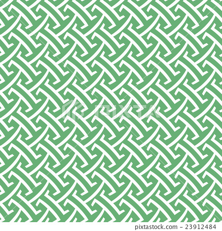 Japanese pattern letter connection pattern 23912484