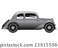 Coupe - vintage model of car 23915506