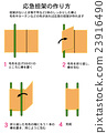 矢量 地震 担架 23916490