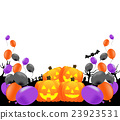 halloween, copyspace, white background 23923531