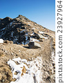 Footpath leading up the peak Dumbier, Low Tatras 23927964