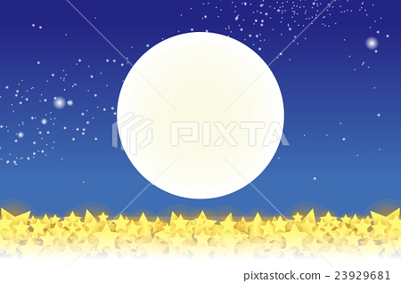 Background Material Wallpaper Starry Sky Star Stock