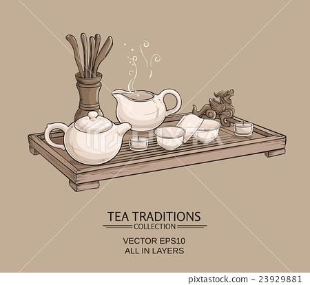 tea ceremony 23929881