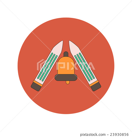 Back to School and Education Vector Flat Design 23930856