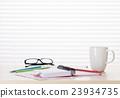 桌子 辦公桌 文具 23934735