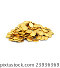 Gold coins 23936369
